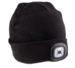 HL WOLLEN HAT WITH RECHARGABLE LIGHT (USB)