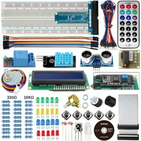 ARDUINO UNO STARTER KIT WITHOUT BOARD