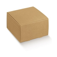 Fluted Square gift box