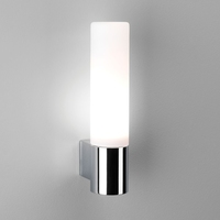 BARI POLISHED CHROME WALL LIGHT IP44