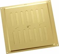 Vent 225x225 (9x9) ADJ Brass