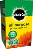 MIRACLE-GRO ALL PURPOSE SOLUBLE PLANT FOOD 1.2 KG PLUS 20% EXTRA FREE