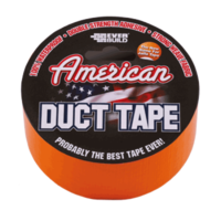 AMERICAN DUCT TAPE 25M X 50MM ORANGE