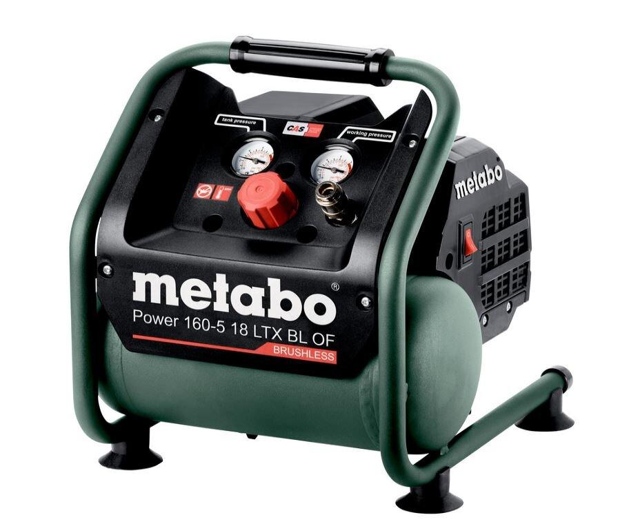 Metabo Power 160-5 18 LTX BL OF Compressor