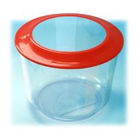 Supa Plastic Fish Bowl - Standard Size x 10