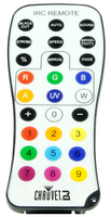 CHAUVET DJ IRC-6 Infared Remote Control for DJ Effect/Strobe Lighting