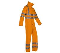 SIOEN Pheonix 6262A FR AS Waterproof Hi-Vis Boilersuit
