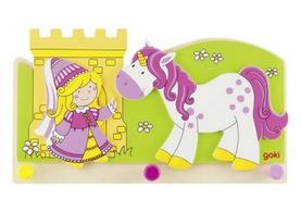 Children's Princess Coat Hook
