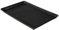 "Dog Life Plastic Tray - to fit Jumbo Crate 48"" x 29"" x 1"