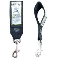 Rogz Car-Safe Seat Belt Clip Black x 1