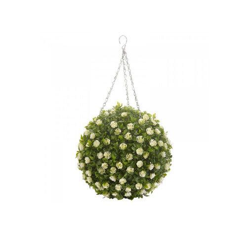 Topiary White Ball