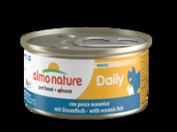 Almo Nature Daily Menu Cat Foil Mousse with Oceanic Fish 85g x 24