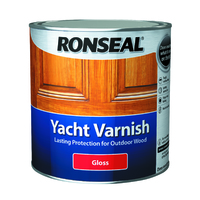 Ronseal Ultra Tough Varnish 2.5L Hardglaze
