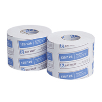 BAY WEST ECOSOFT TOILET ROLL 1 PLY