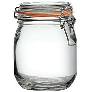 Preserving Jar 0.75 Litre