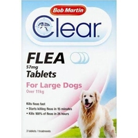 Bob Martin Flea Tablets - Large Dog x 1