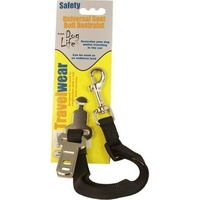 Dog Life Car Safety Seat Belt Restraint Lead x 3