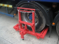 TURIN Wheel Dolly for Truck / Lorry