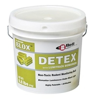 Detex Biomarker Blox Monitoring Bait 4kg
