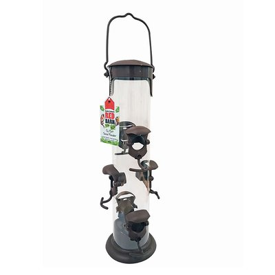 Six Port Seed Feeder