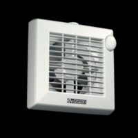 6 INCH PUNTO FAN WITH TIMER