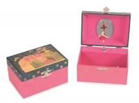 Musical Jewellery Box Lantern