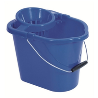 12L Mop Bucket with Wringer