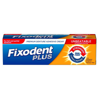 Fixodent Plus Best Hold 40g - Previously Dual Power