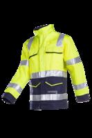 Sioen Millau Hi-vis jacket with ARC protection