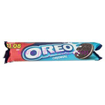 Oreo Cookies Vanilla Creme 154g PM ú1.08 x16