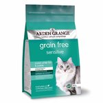 Arden Grange Sensitive – grain free – ocean white fish & potato