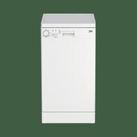 Beko DFS05010W Slimline Dishwasher 10 PL AAA - White