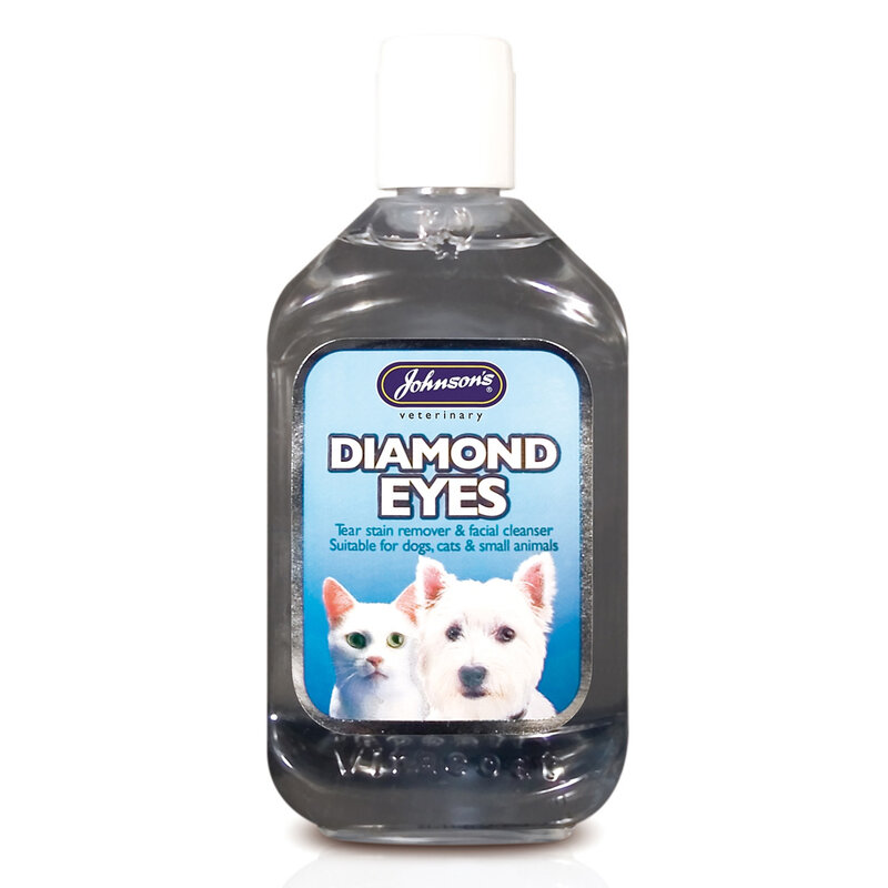 JVP DiamondEye Tearstain Remover 6 x 125ml
