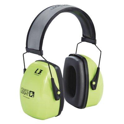 Leightning L3HV Hi-Vis Headband Ear Muff SNR 34dB