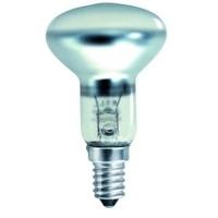 R50 STANDARD SPOT LAMP  240V 40WATT SES/E14 OPAL DIFFUSED 400CD