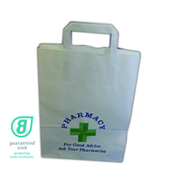 SIZE 2 STOCK (FLAT HANDLE) CARRIERS (PK 250)