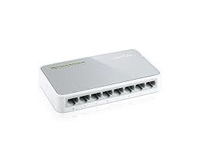 TP-LINK 8-Port 10/100 Mbps Desktop TL-SF1008D