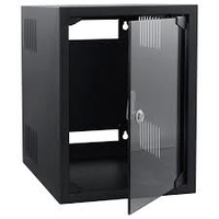 "Connectix Office 8U Cabinet 10"" 350mm Deep"