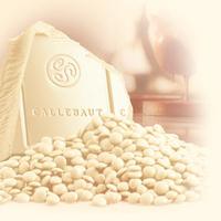 White Chocolate Callet Callebaut 2.5kg