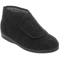 Cosyfeet Charcoal Boot Slipper (Robert)