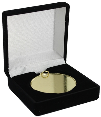 Flocked Medal Box 40/50mm