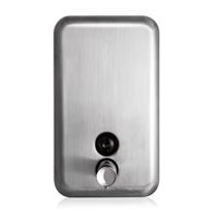 Smart Stainless Steel 1200ml Soap Dispenser