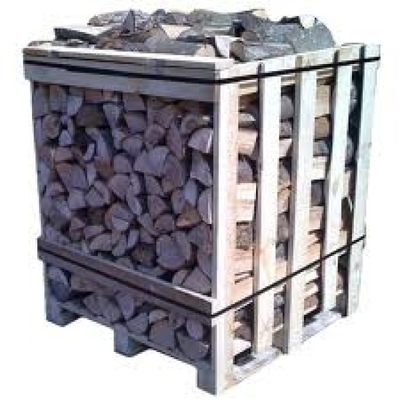 KILN DRIED ASH 1.173 M3 CRATE FREE DEL