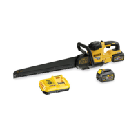 Dewalt DCS397T2 54V XR Flexvolt Alligator Saw