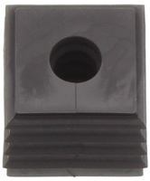 KDS-DE 6-7 BK - Seal, black small - 7mm Max Ø