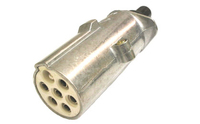 7 Pin Commercial Plug (N Type)