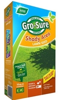 Gro-Sure Lawn Seed Shady 10m2