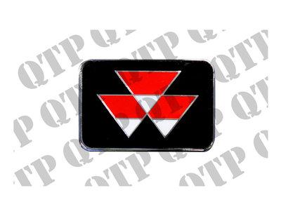 Emblem Front Grill