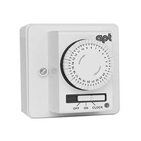 APT IMM24F Immersion Timeswitch Flush Mounted