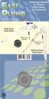 Easi Plumb Diaphragm Washer for Plastic Floatvalve